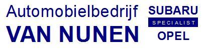 Automobielbedrijf Van Nunen